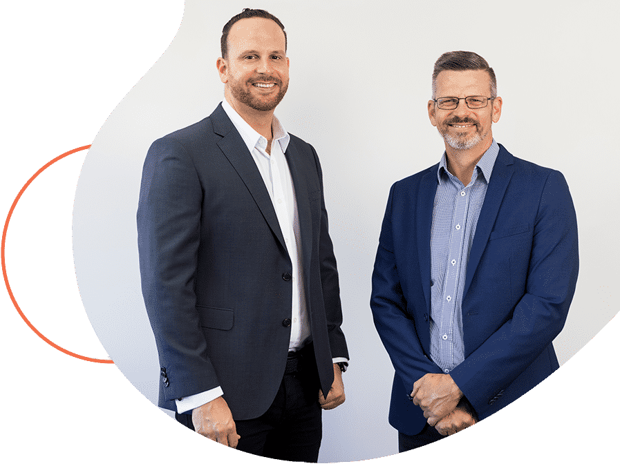 Andrew and David — Whitson Dawson In Mackay, QLD